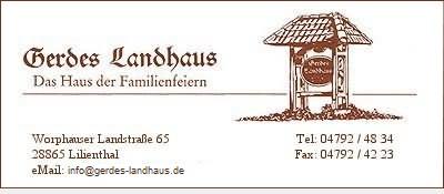 Gerdes Landhaus